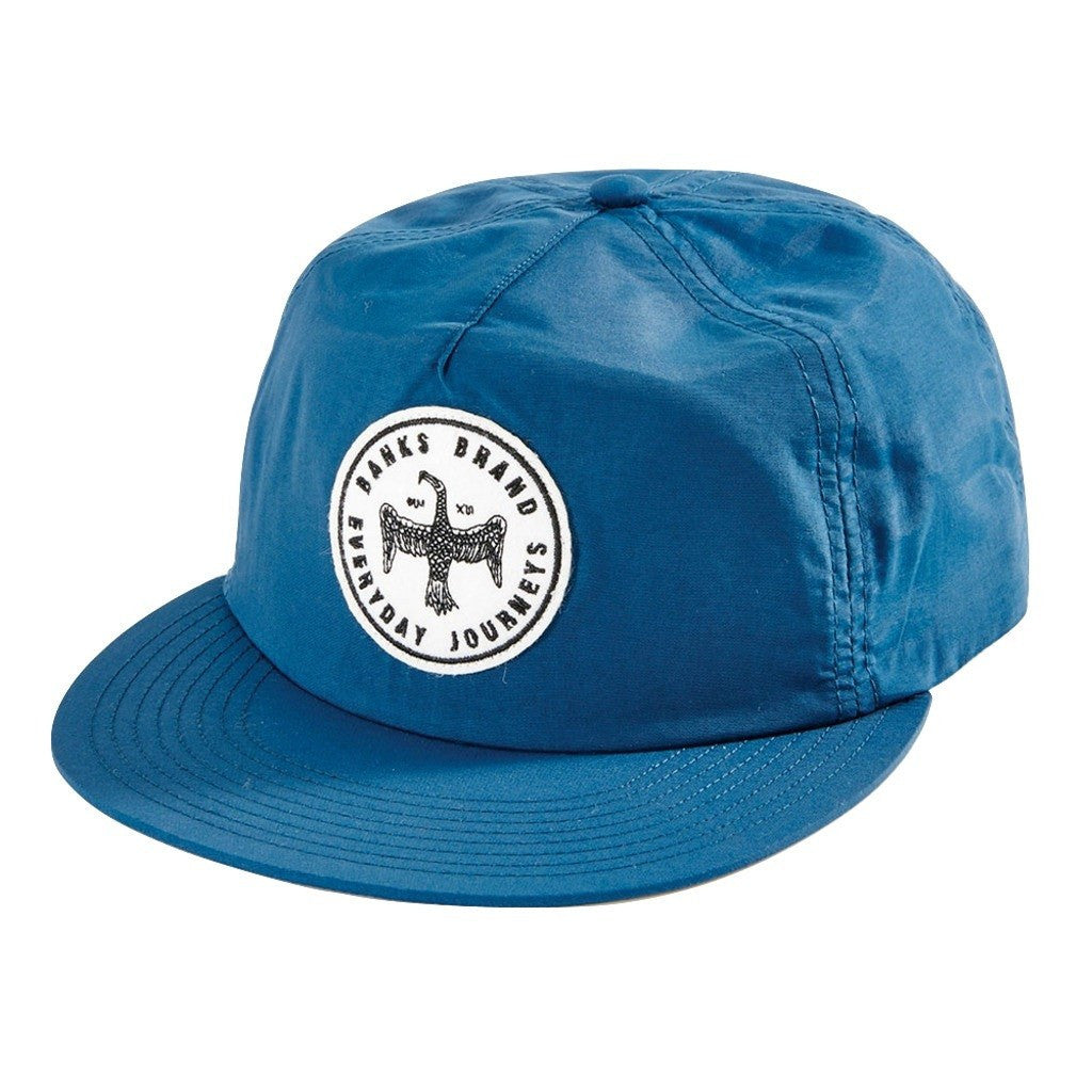 Banks Discover Hat | Steel Blue HA0032
