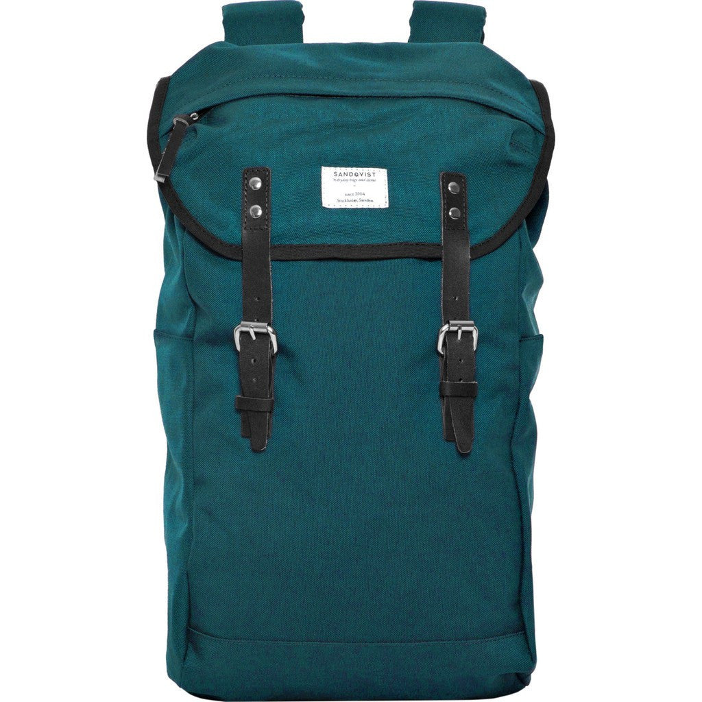 Sandqvist Hans Backpack | Petrol Blue SQA608