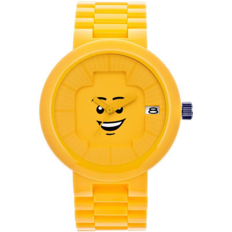 LEGO Happiness Adult Watch | Yellow