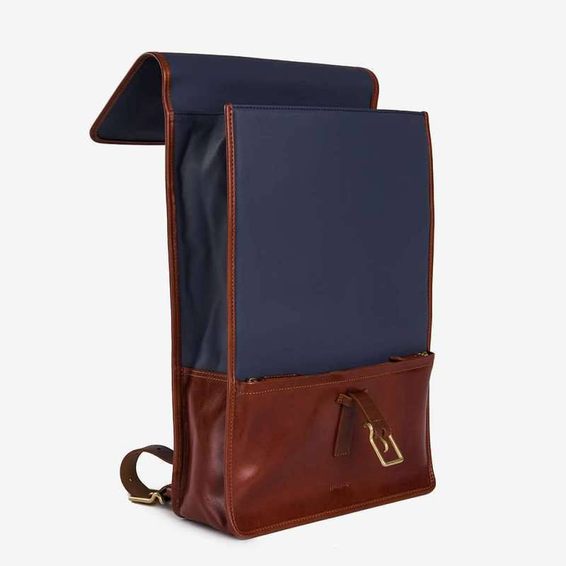 Miansai Harbour Ruck Sack Backpack | Navy Blue 120-0002-004