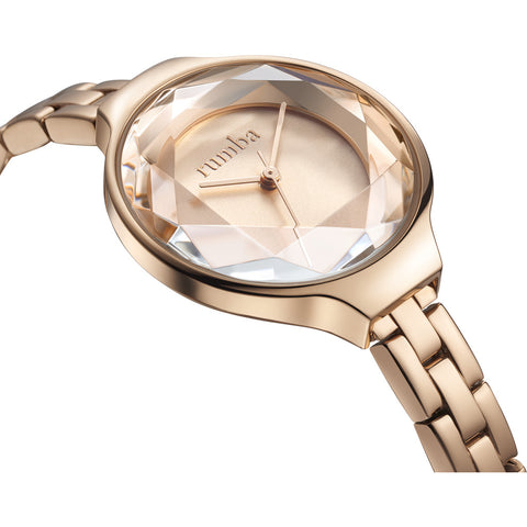 Rumba Time Orchard Gem Watch | Bracelet Rose Gold 27969