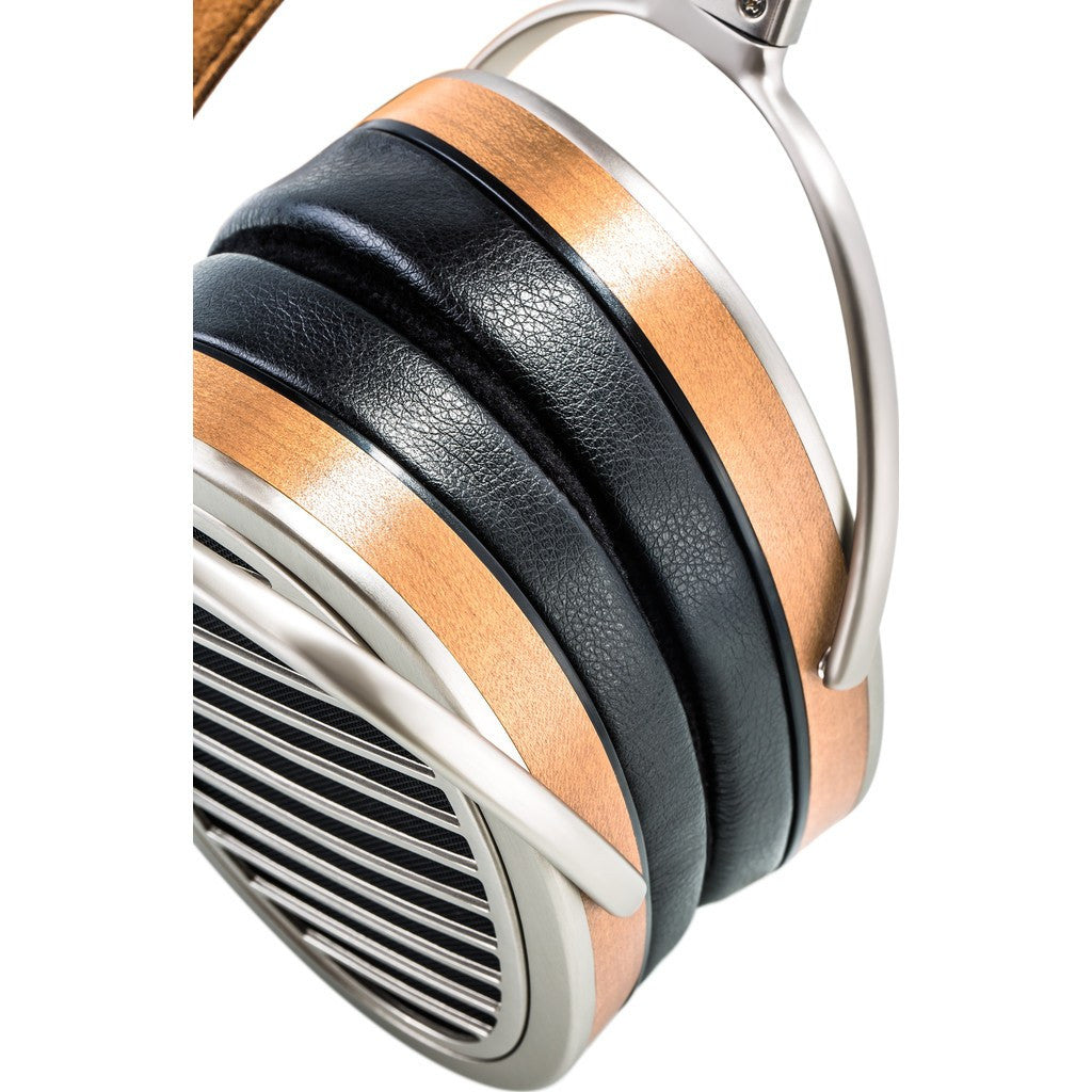 HiFiMAN HE1000 V2 On-Ear Headphones | Brown/SIlver