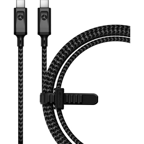 Nomad Plain USB-C Universal Cable | Black
