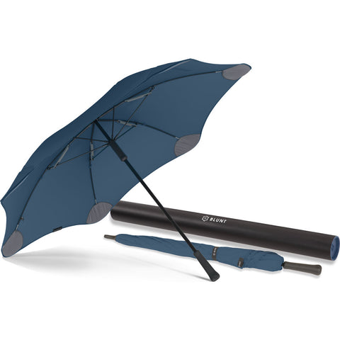 Blunt Umbrellas Classic Medium Umbrella | Navy Blue 82722