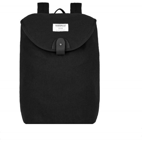 Sandqvist Hilda Backpack | Black SQA581