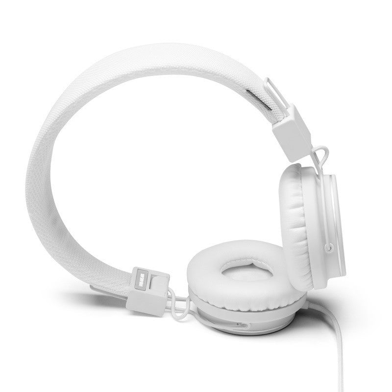 UrbanEars Plattan On-Ear Headphones | True White