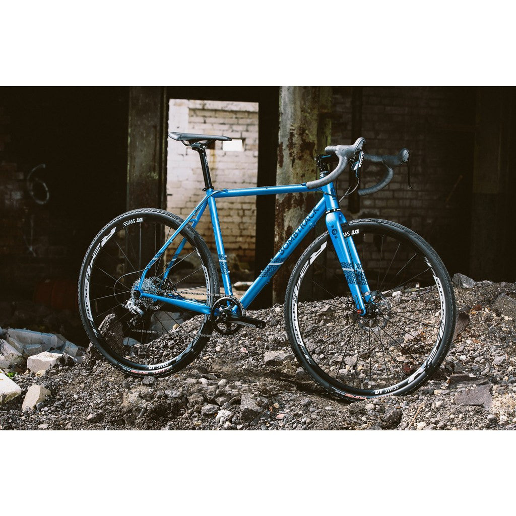Bombtrack Hook 2 700c Cyclocross Bicycle, 52 cm | Blue