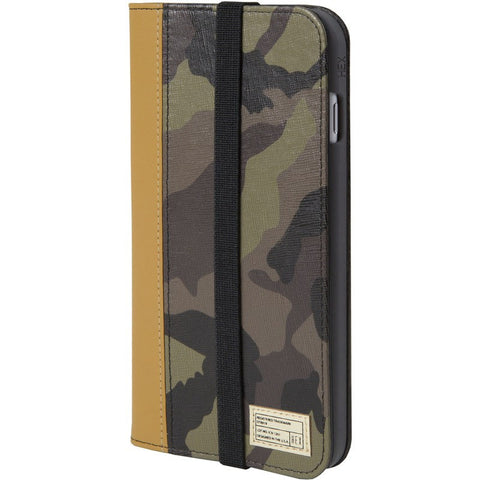 Hex Icon Wallet for iPhone 6 Plus | Camo Leather
