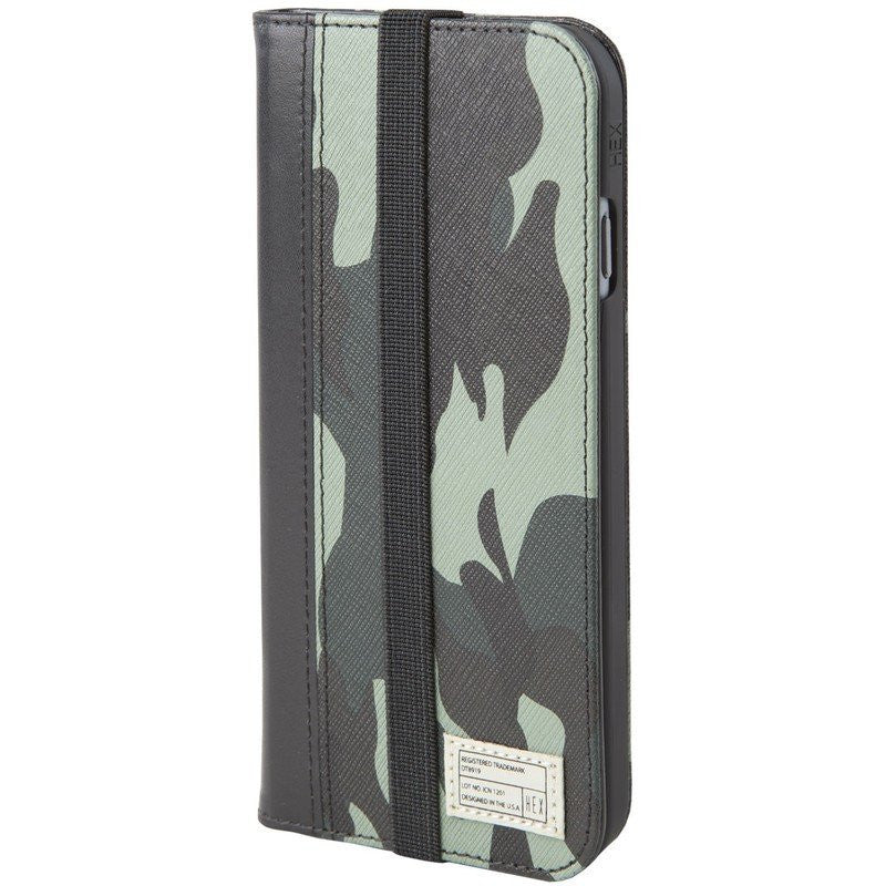Hex Icon Wallet for iPhone 6 | Marine Camo