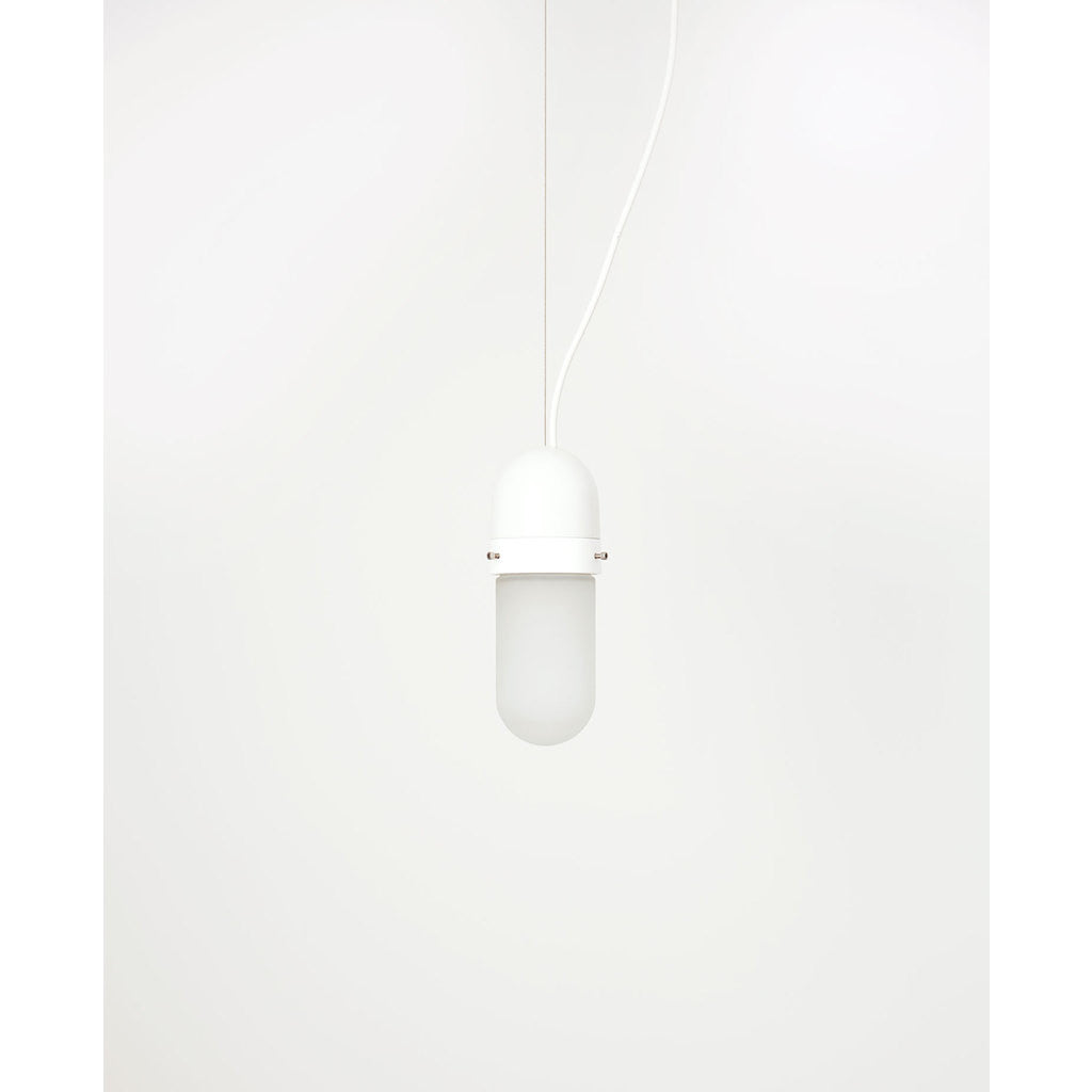 Object Interface Well Light Pill | White WL1-WW