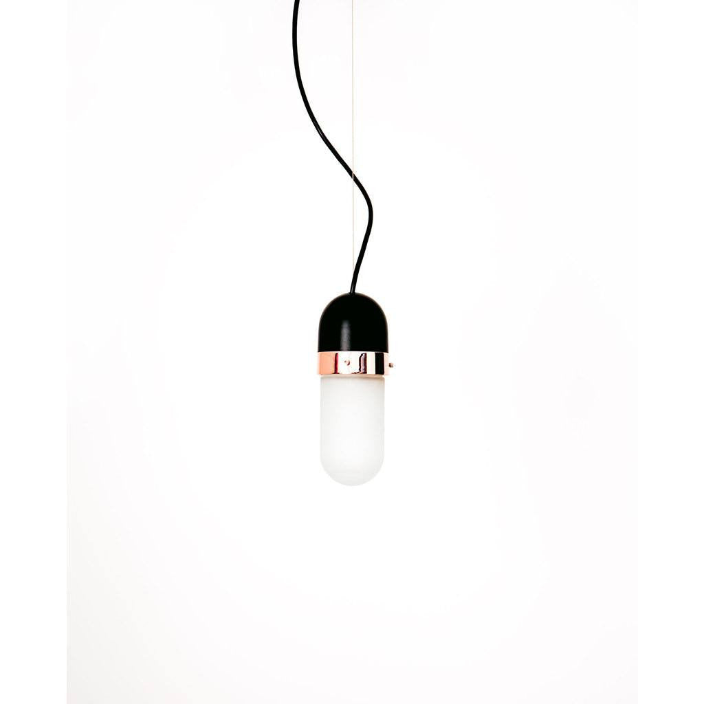 Object Interface Well Light Pill | Black/Copper WL1-Bco