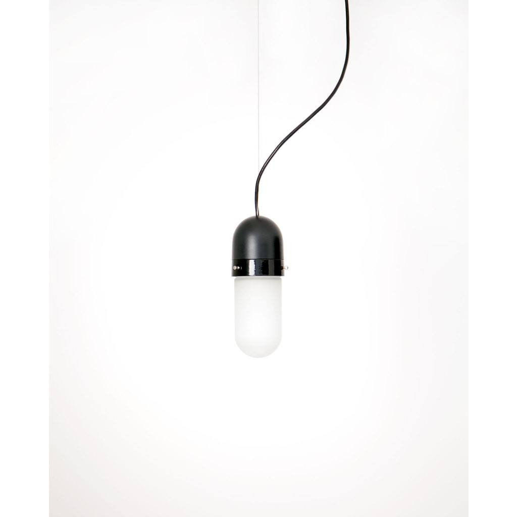 Object Interface Well Light Pill | Black WL1-BB