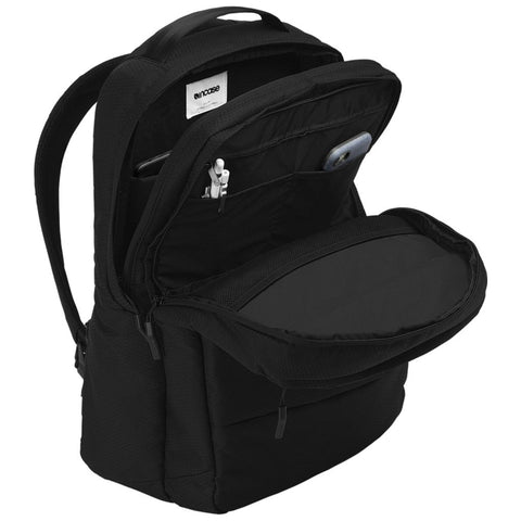 Incase City Backpack w/ Diamond Ripstop | Black