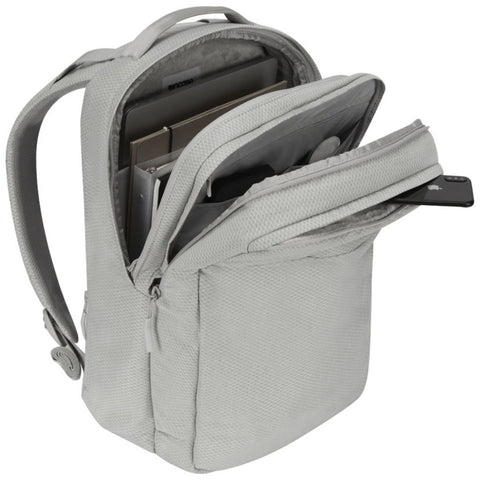 Incase City Backpack w/ Diamond Ripstop | Cool Grey