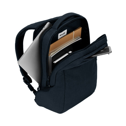 Incase Icon Slim Backpack | Heather Navy
