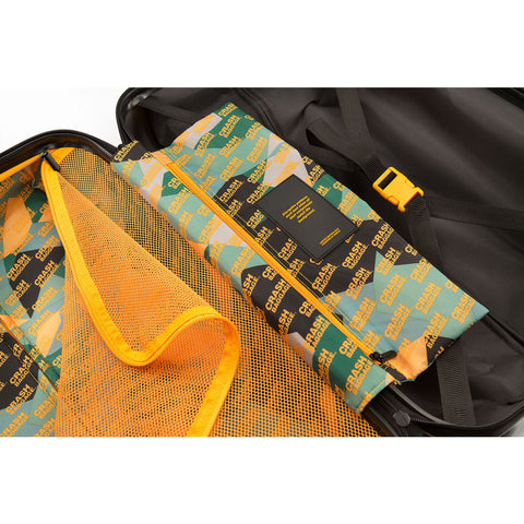 Crash Baggage Pioneer Cabin Trolley Suitcase | Limited Edition Camo CB131