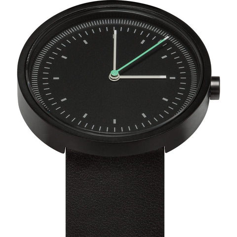 AARK Collective Interval Watch | Black