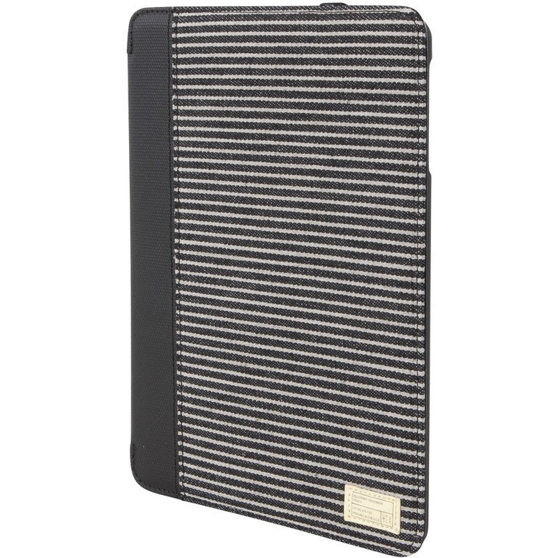 Hex Convoy Folio For iPad Air 2 | Black Stripe Canvas