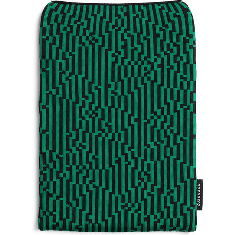 Zuzunaga Roots Ipad Mini Case | Green