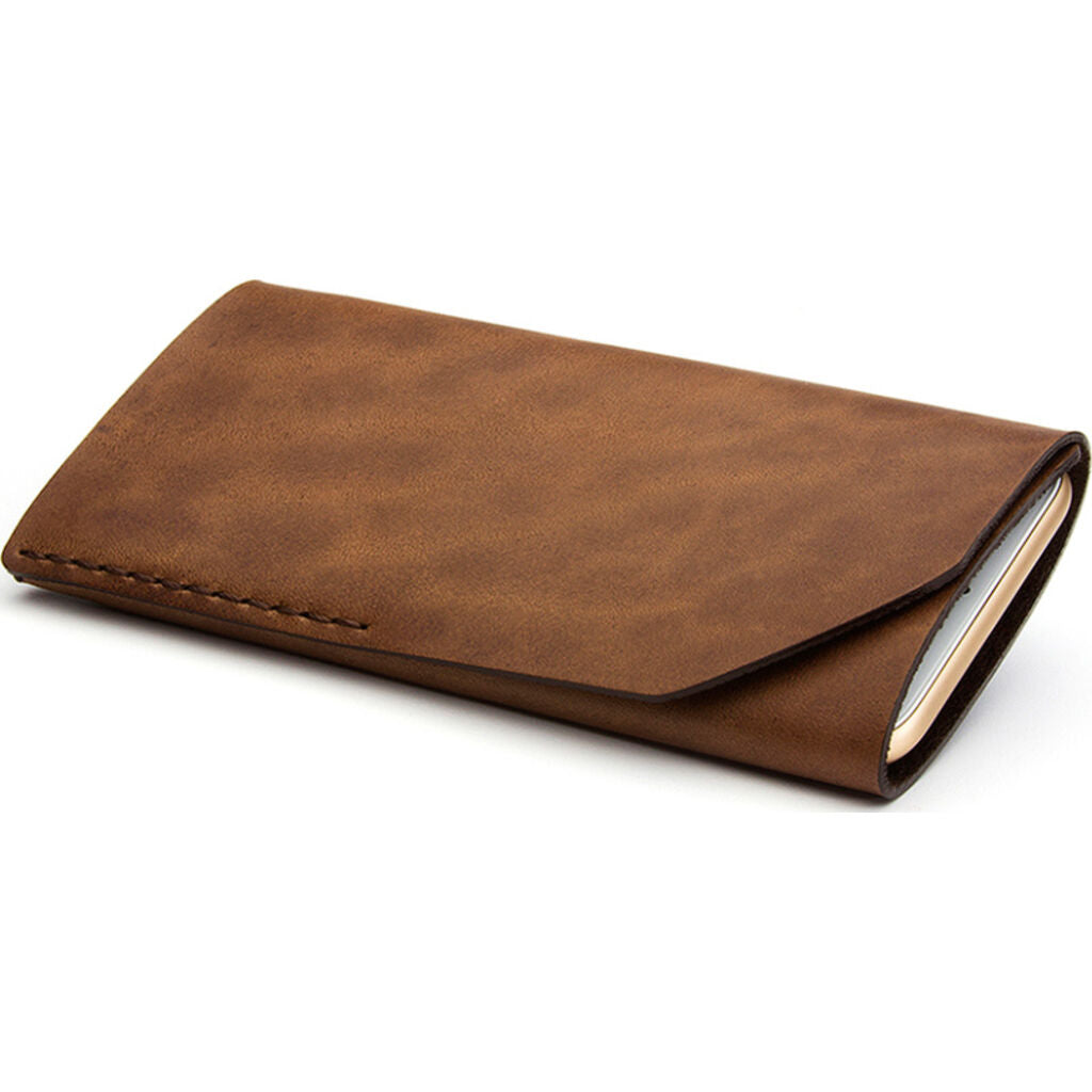 Ezra Arthur iPhone Plus Wallet -Whiskey --CPWP02