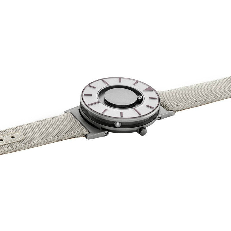 Eone Bradley Compass Iris Ltd. Watch | Beige