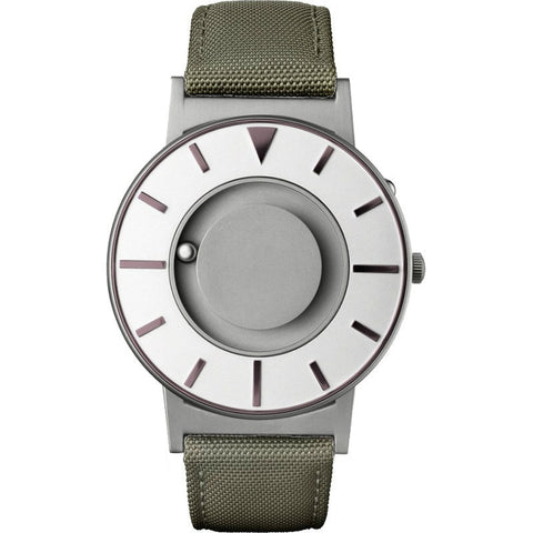 Eone Bradley Compass Iris Ltd. Watch | Green