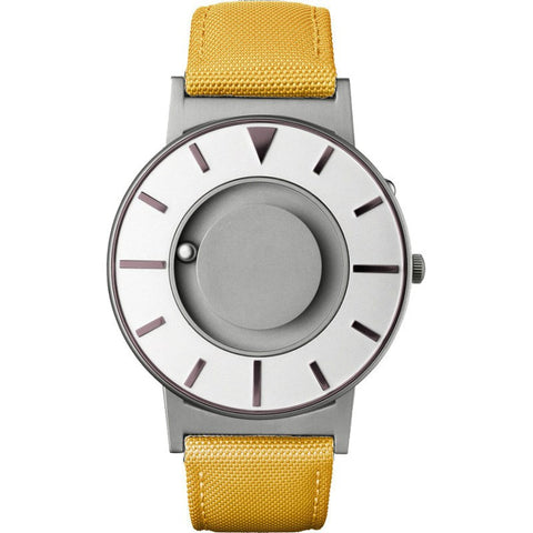 Eone Bradley Compass Iris Ltd. Watch | Yellow