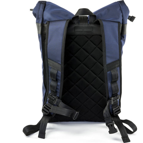 Opposethis Invisible Rolltop Backpack Navy