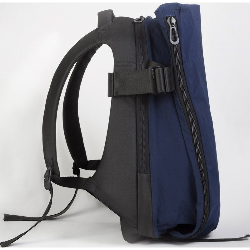 Cote et Ciel Isar Memory Tech Laptop Backpack | Midnight Blue 28339