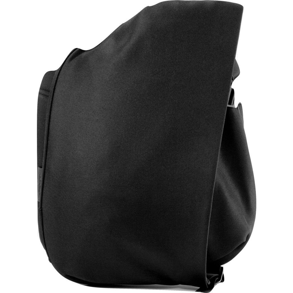 Cote&Ciel Isar Small Eco Yarn Backpack | Black 28470