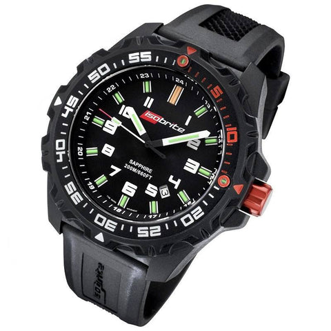 ISOBrite Long Life Super Bright Dive Watch - by ArmourLite ISO101