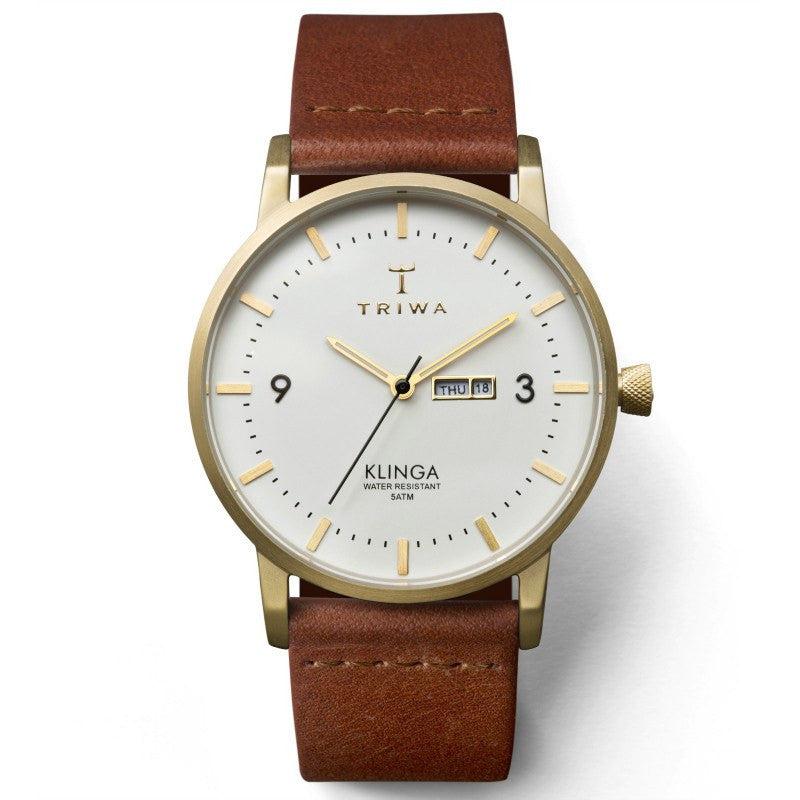 Triwa Ivory Klinga Watch | Brown Classic