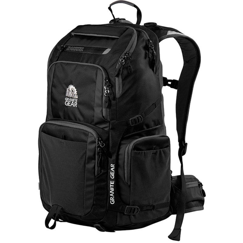 Granite Gear Jackfish Backpack | Black