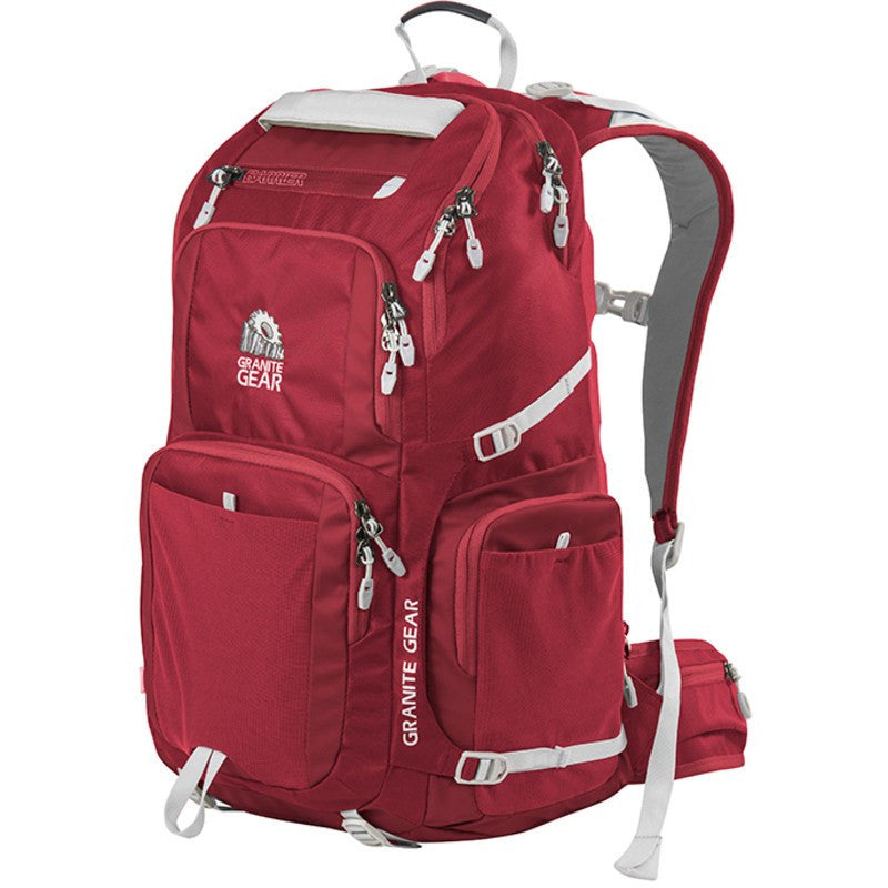 Granite Gear Jackfish Backpack | Red Rock/Chromium