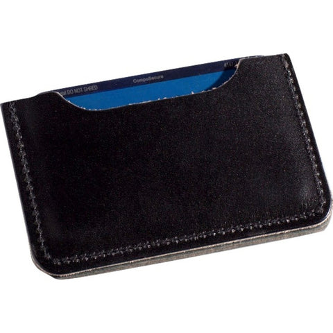 Joshu+Vela Card Holder | Black JV5050-BLAC