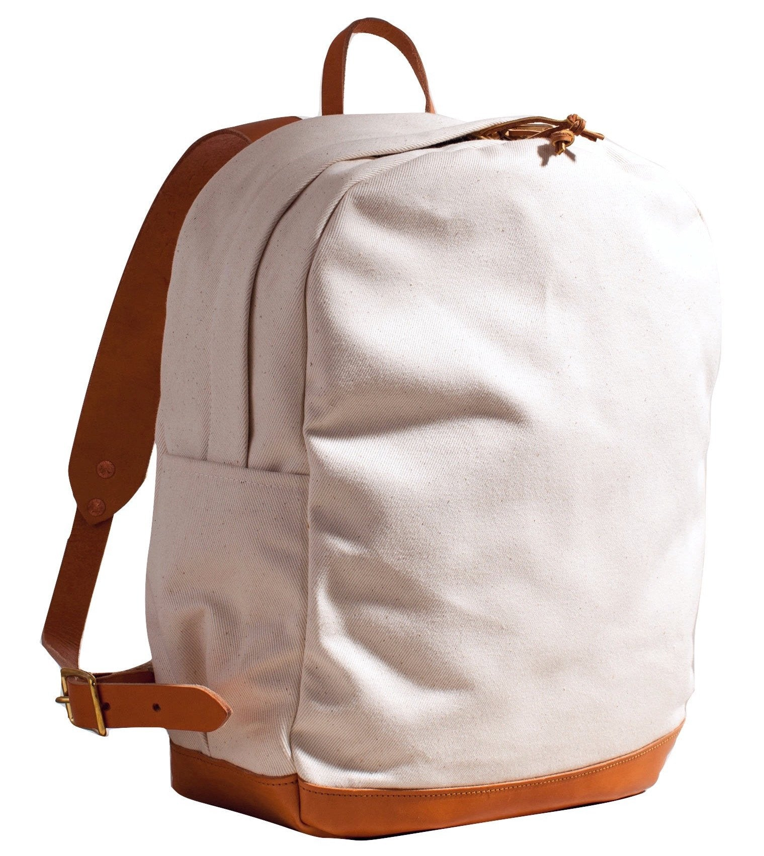 1e1cac0c992a Joshu+Vela Zip Backpack Natural JV0100-NATU - Sportique