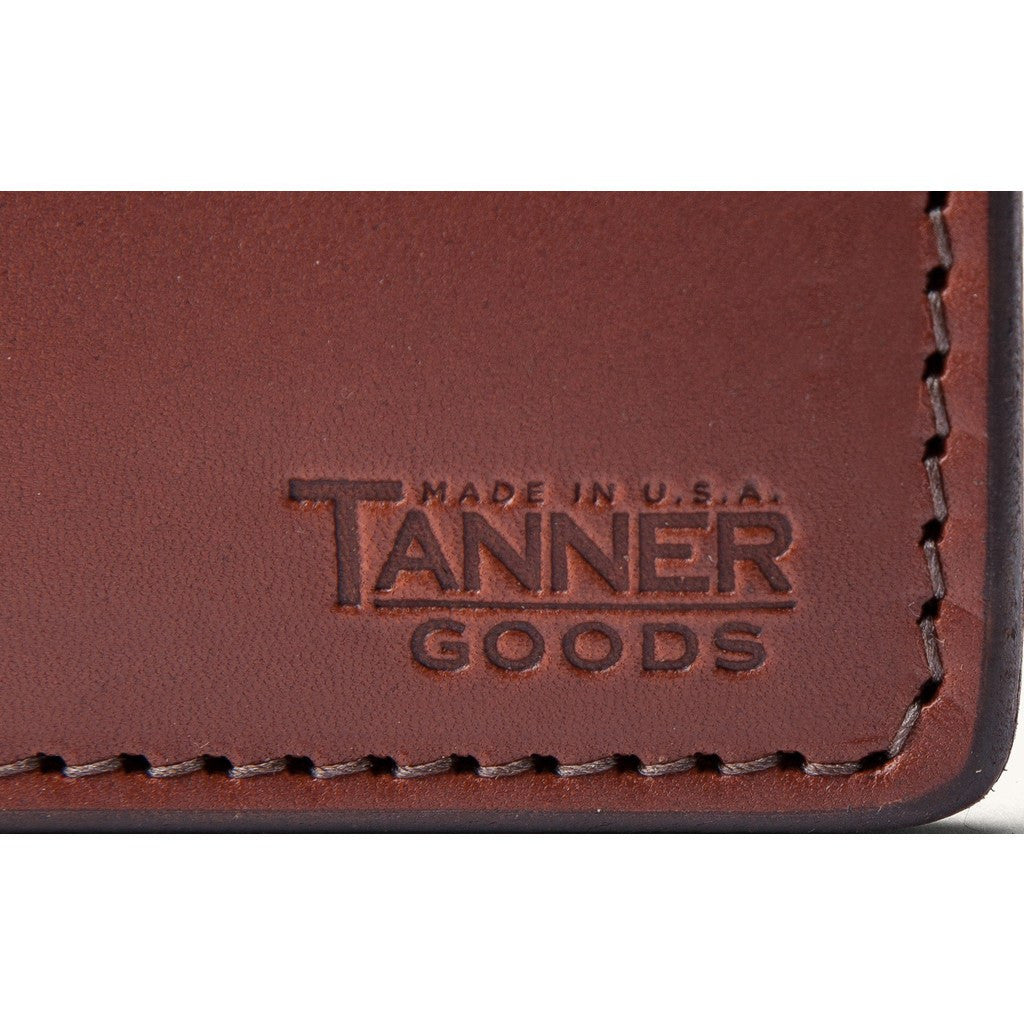 Tanner Goods Journeyman Wallet | Hickory 2925 23640