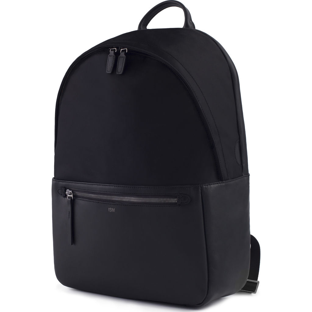 ISM The Classic Backpack | Black/Black