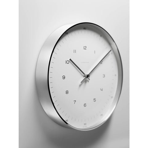 Junghans Max Bill Small Wall Clock | Numbers