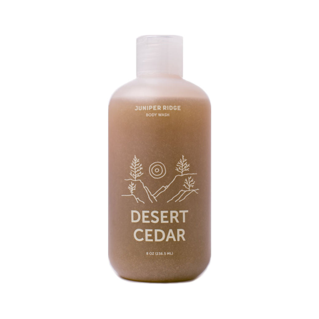 Juniper Ridge Backcountry Body Wash | Desert Cedar BA-SP-320