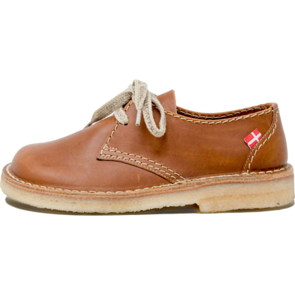 Duckfeet Jylland Shoes in Brown