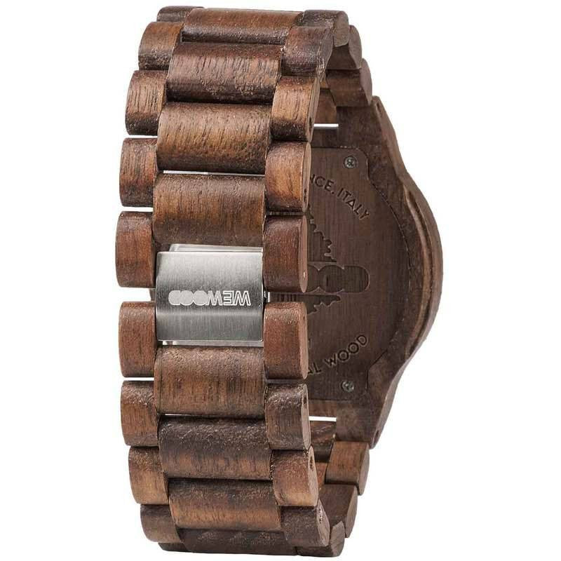 WeWood Kappa Nut Wood Watch | Walnut
