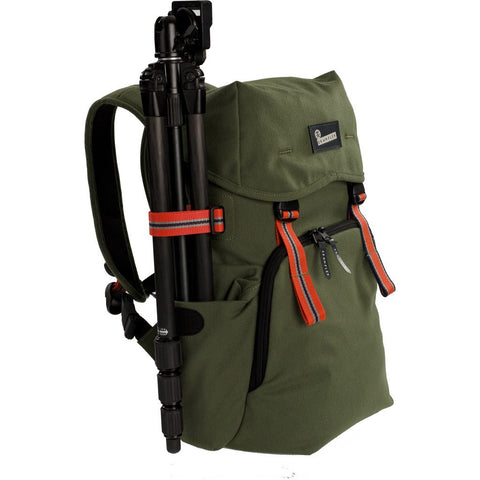 Crumpler Karachi Outpost Small Backpack | Rifle Green KO1001-G12110