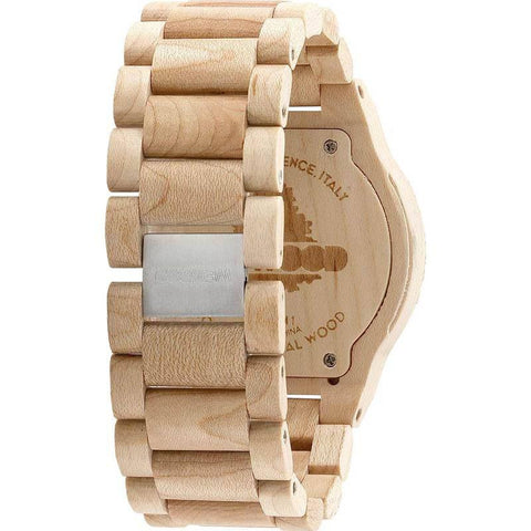 WeWood Kardo Maple Wood Watch | Beige