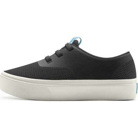 People Footwear Stanley Junior Shoes | Really Black/Picket White