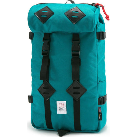 Topo Designs Klettersack 22L Backpack | Turquoise