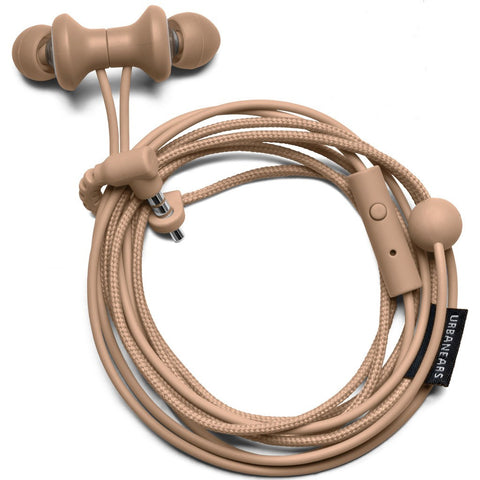 UrbanEars Kransen In-Ear Headphones | Nougat Beige 04091683