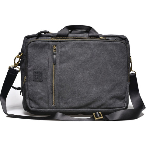 Souve Bag Co Canvas Laptop Backpack | Anthracite [AR00049]
