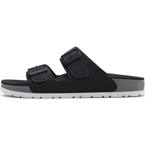 People Footwear Lennon Men's Shoes | Really Black/Polar Grey