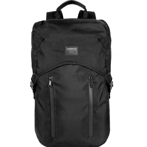 Sandqvist Leo Backpack | Black SQA602